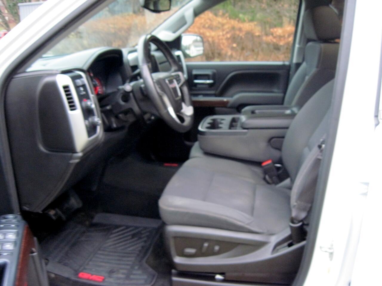 2015 GMC Sierra 1500 4WD Double Cab 143.5