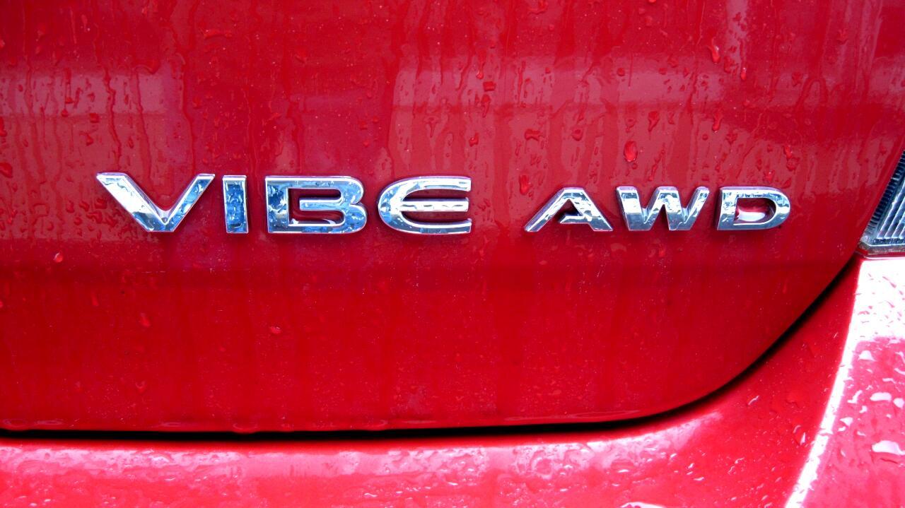 2010 Pontiac Vibe 4dr HB AWD