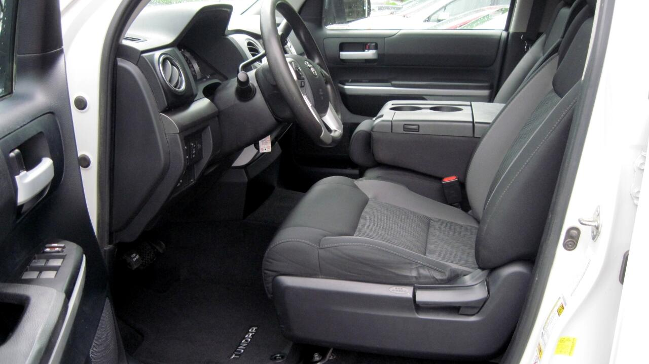 2016 Toyota Tundra 4WD Truck Double Cab 5.7L V8 6-Spd AT SR5 (Natl)
