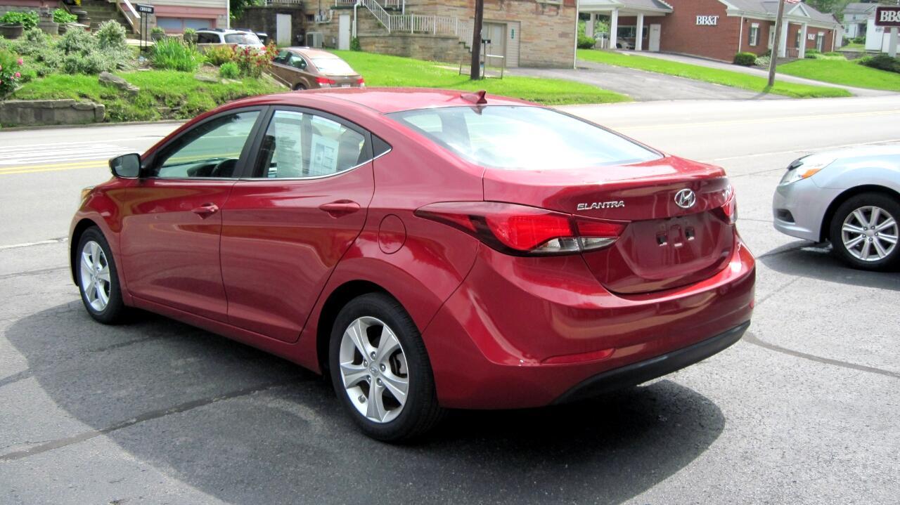2016 Hyundai Elantra 4dr Sdn Auto Value Edition (Alabama Plant)