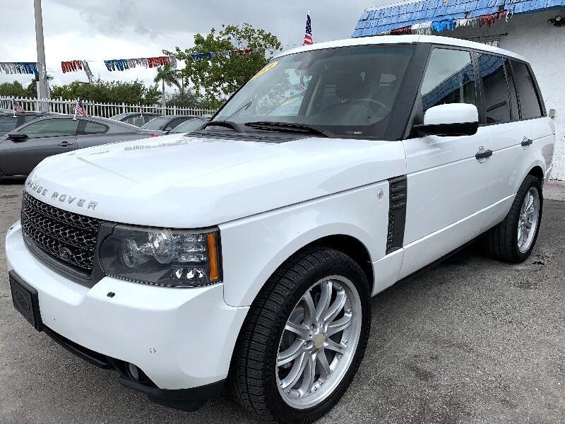 2011 Land Rover Range Rover HSE