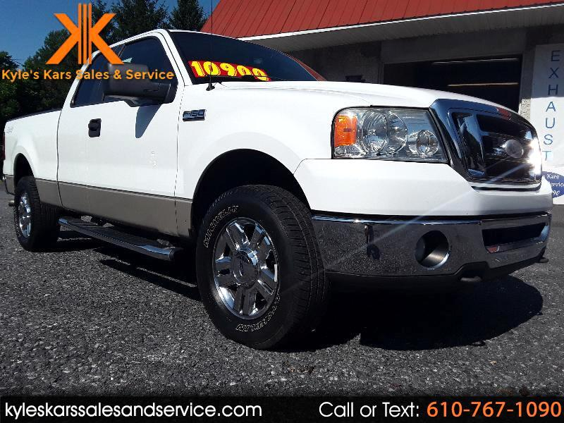 Ford F-150 XLT SuperCab Short Box 4WD 2008
