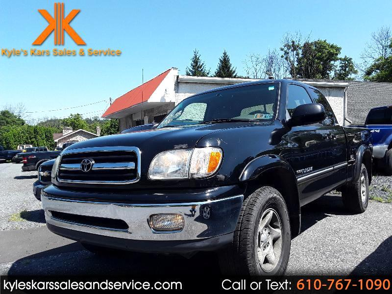 Toyota Tundra Limited Access Cab 4WD 2001