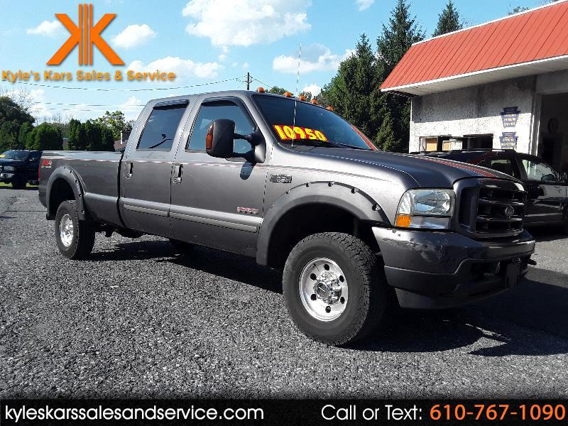 Ford F-350 SD FX4 Crew Cab Long Bed 4WD 2004