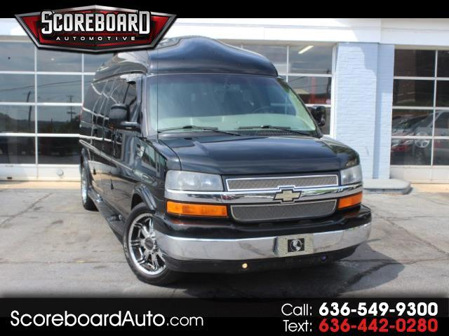2012 Chevrolet Express G2500 3LT RV