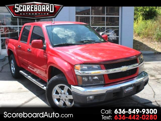 2011 Chevrolet Colorado 2LT Crew Cab 4WD