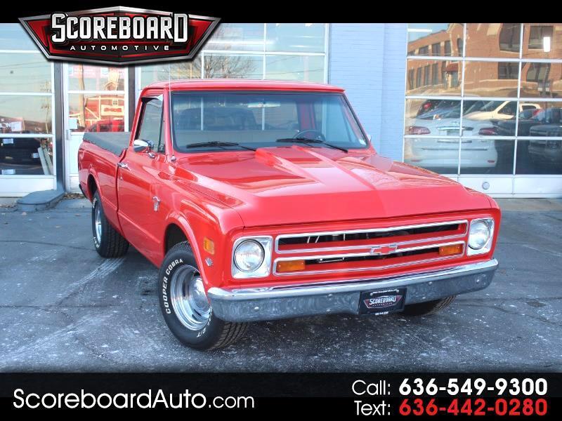 1968 Chevrolet C10 Base