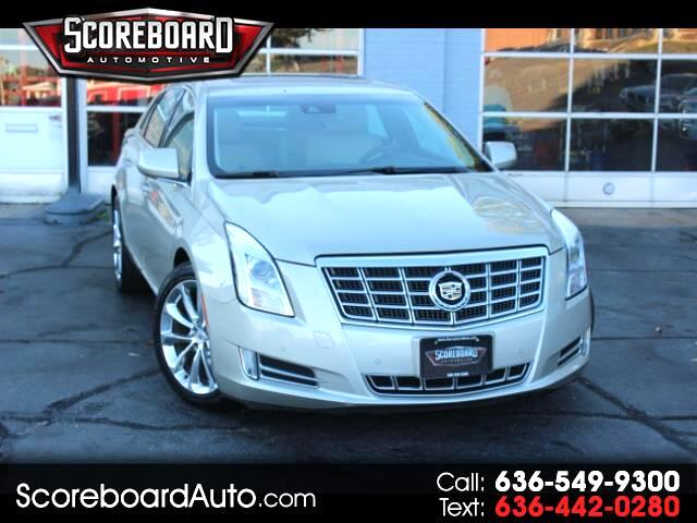2013 Cadillac XTS 4dr Sdn Premium Collection AWD