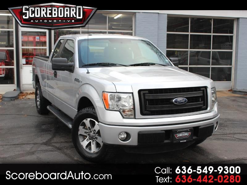 2014 Ford F-150 2WD SuperCab 133
