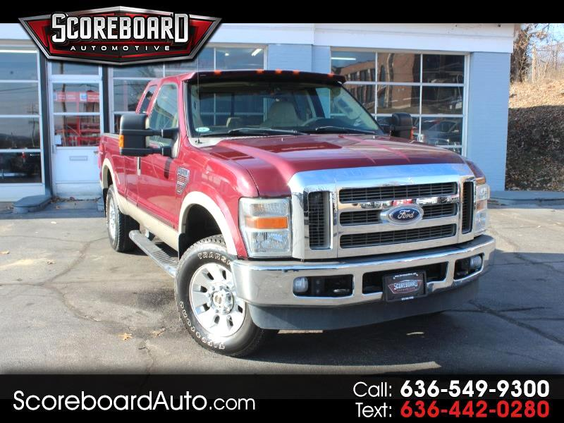 2008 Ford F-250 SD Lariat SuperCab 4WD