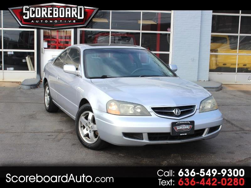 2003 Acura CL 2dr Cpe 3.2L Type S