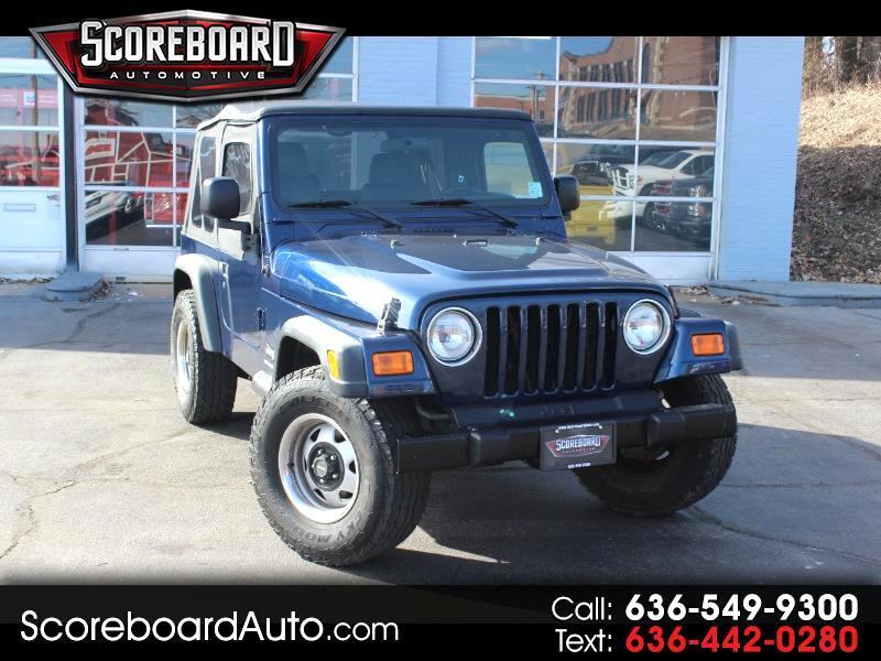 2004 Jeep Wrangler SE