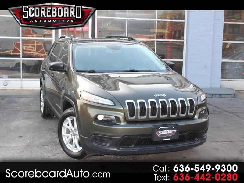 2015 Jeep Cherokee Sport FWD