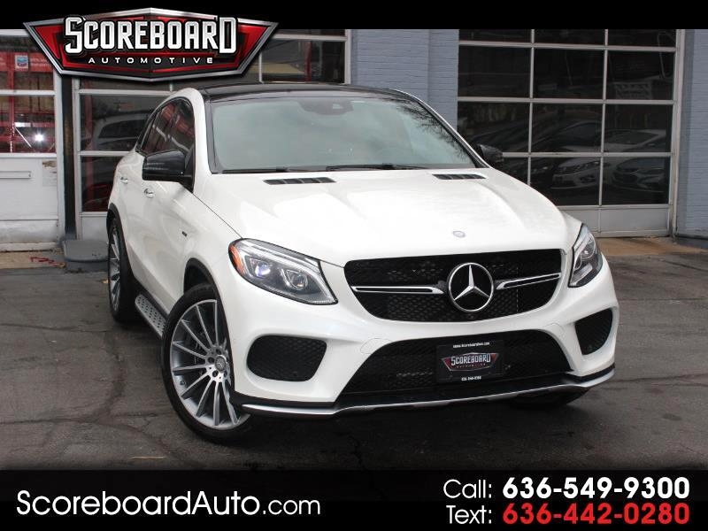 2016 Mercedes-Benz GLE Class GLE450 ''Coupe'' 4MATIC
