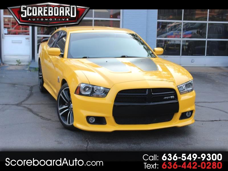 2012 Dodge Charger SUPER BEE
