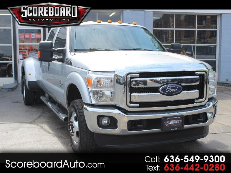2016 Ford F-350 SD XLT SuperCab Long Bed 4WD