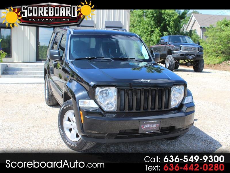 Jeep Liberty  2010
