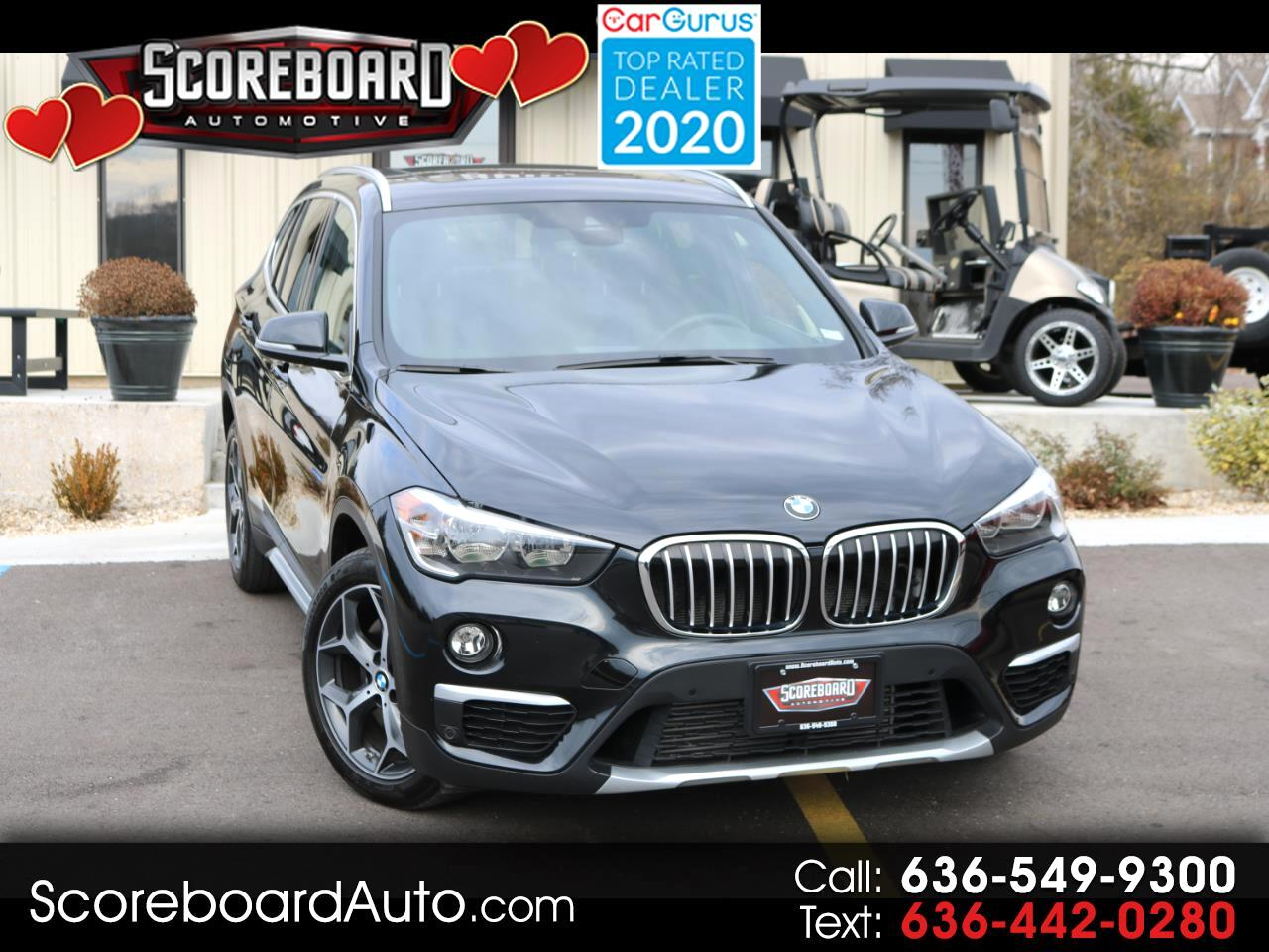 BMW X1 xDrive28i Sports Activity Vehicle 2019