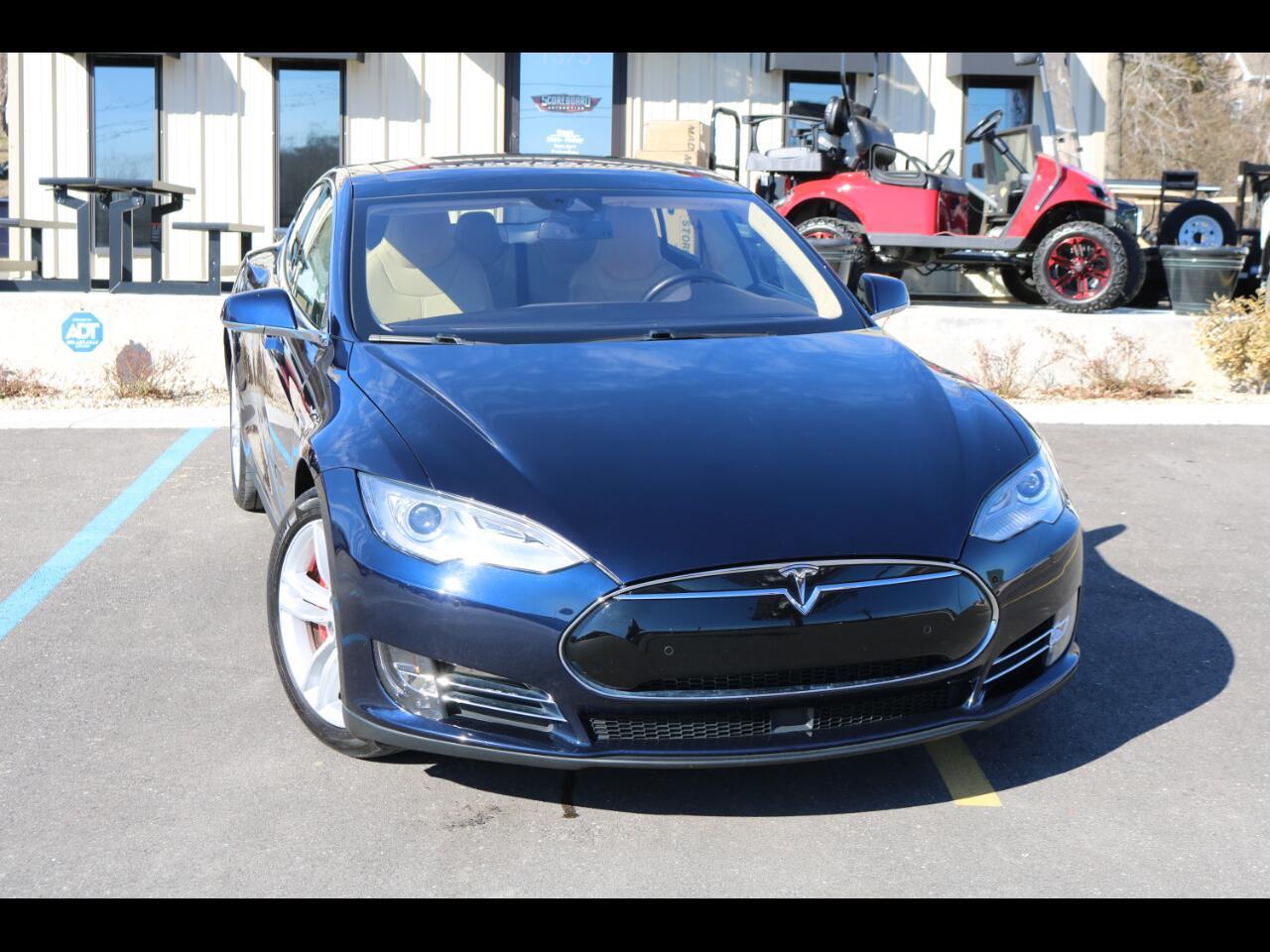 Tesla Model S 4dr Sdn P85D 2014