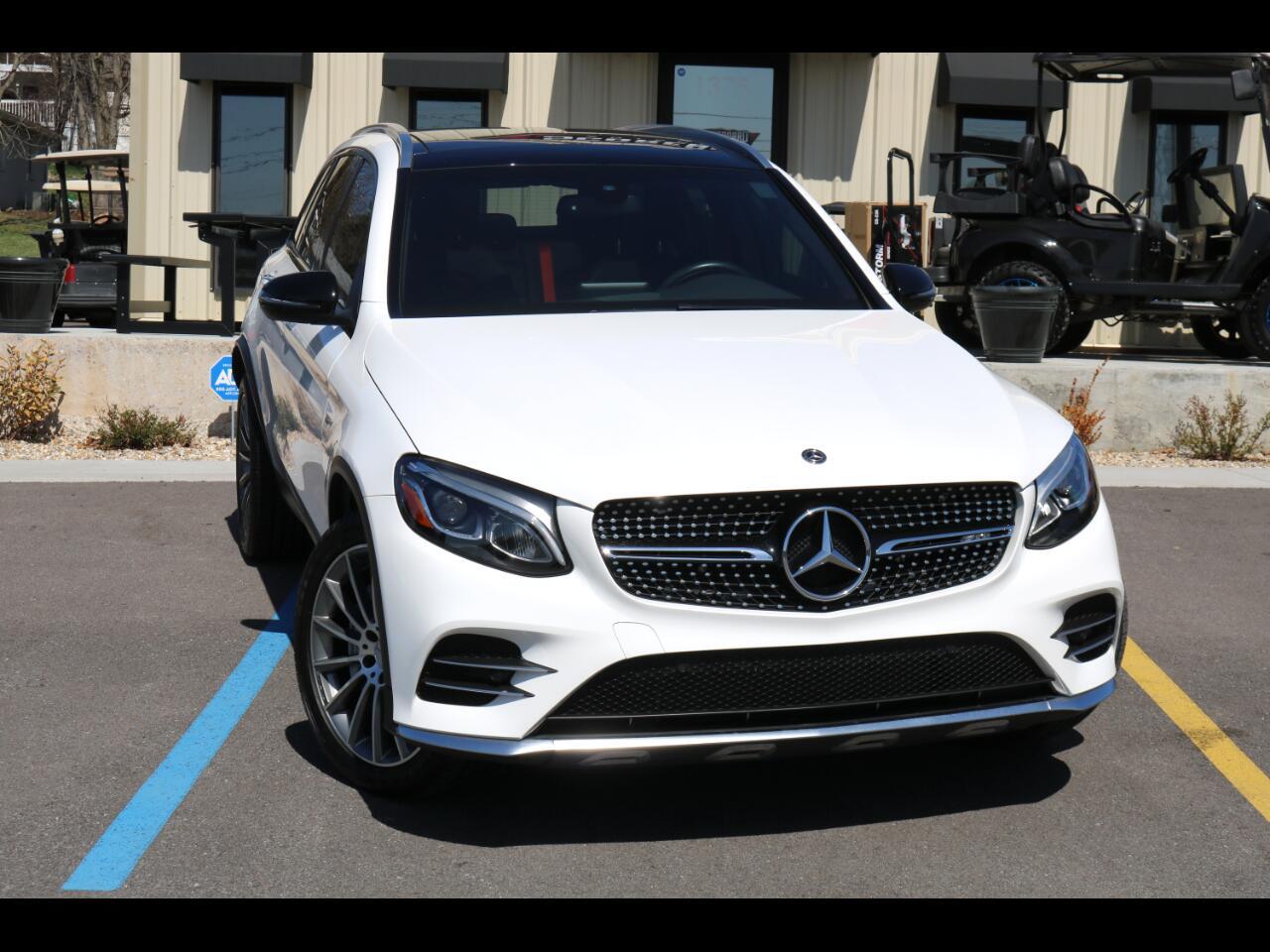Mercedes-Benz GLC AMG GLC 43 4MATIC SUV 2019
