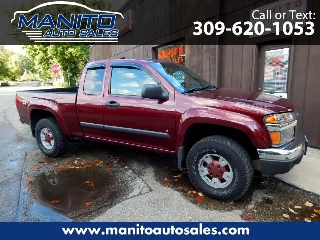 2008 Chevrolet Colorado LT2 Ext. Cab 4WD
