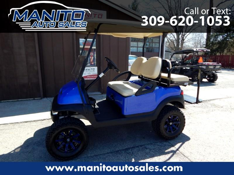 2011 Club Car Golf Cart Precedent