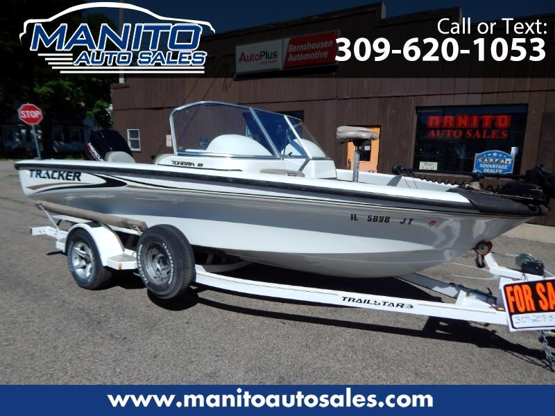 2003 Bass Tracker Bass Boat