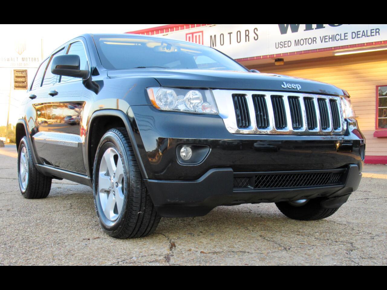 2012 Jeep Grand Cherokee RWD 4dr Laredo