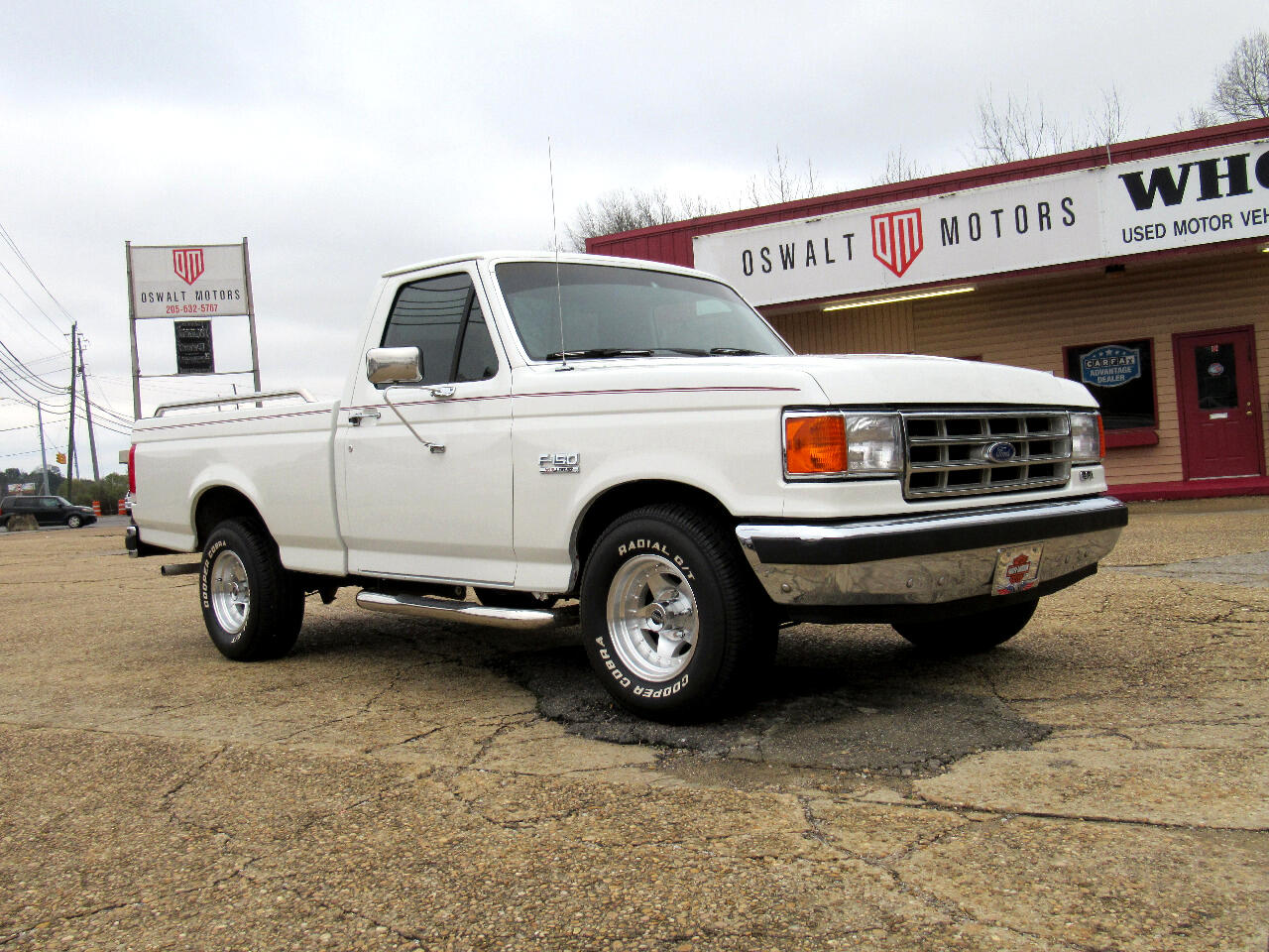 1988 Ford 1/2 Ton Trucks Styleside 117