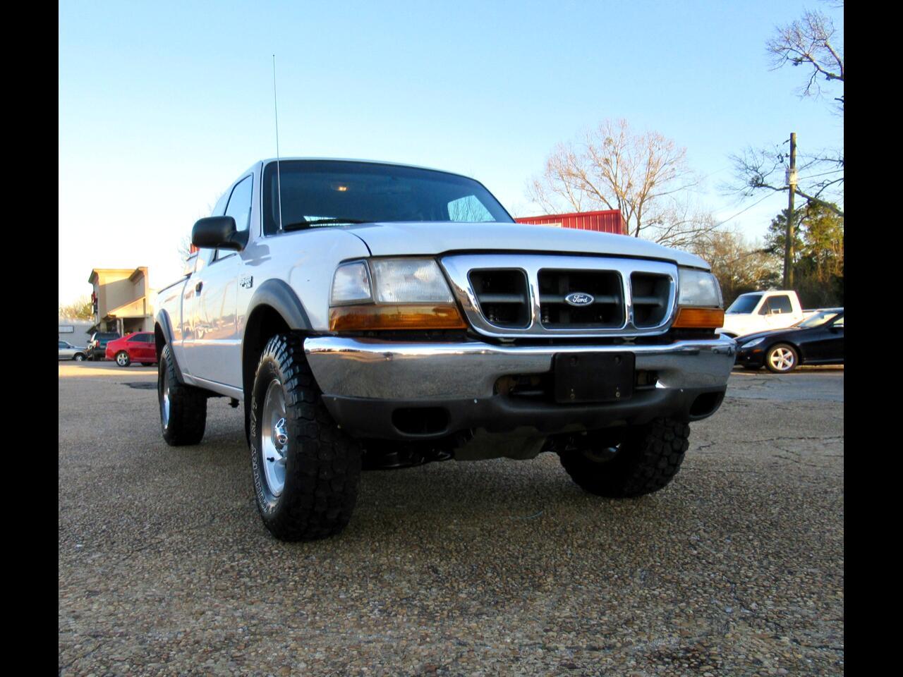 2000 Ford Ranger Supercab 126