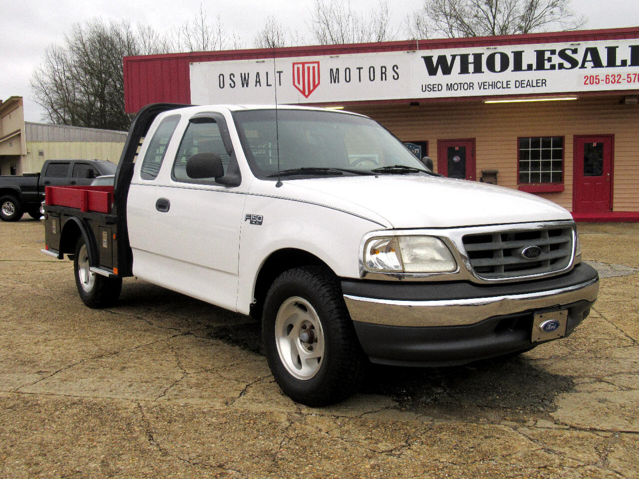2000 Ford F-150 Supercab 139
