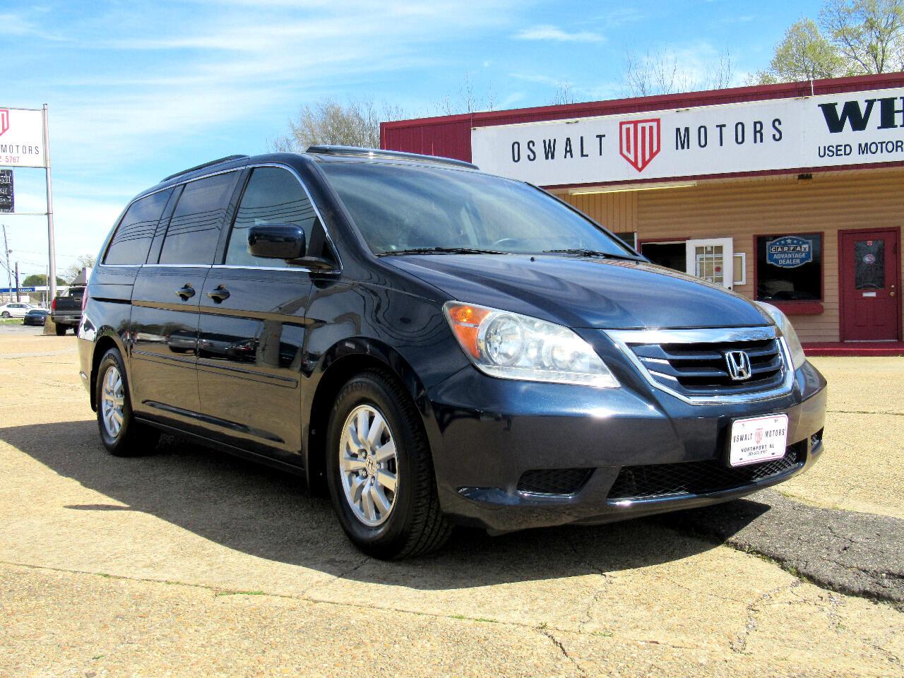 2010 Honda Odyssey 5dr EX-L w/RES