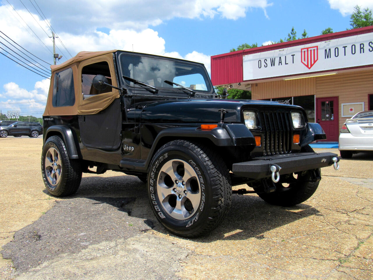 1992 Jeep Wrangler Sport S 4x4