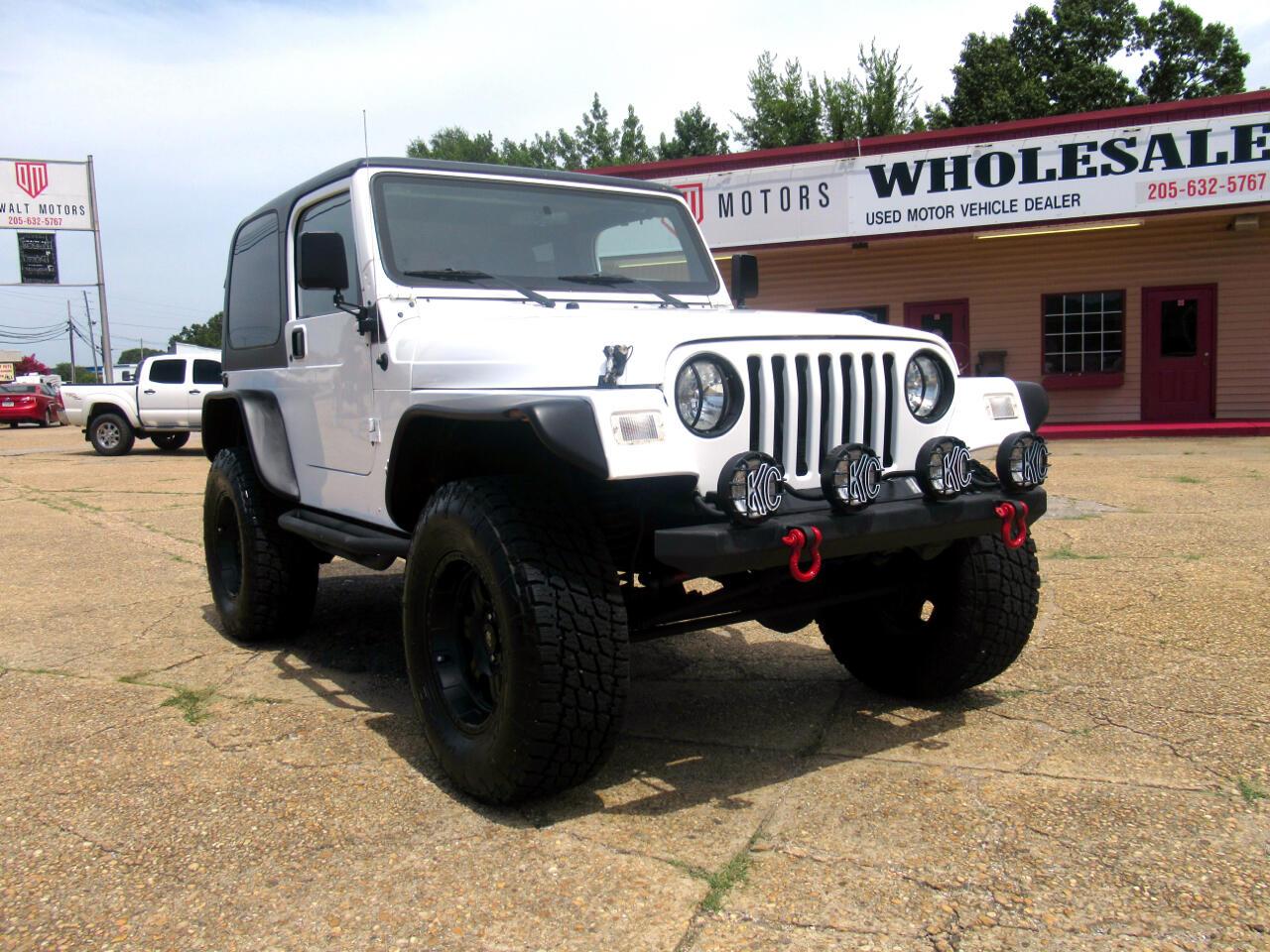 2003 Jeep Wrangler Commando 4x4