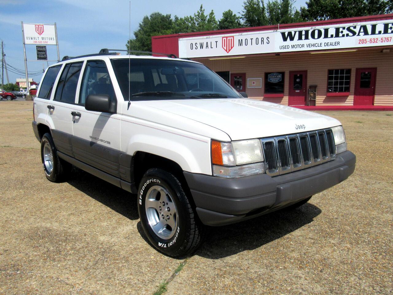 1996 Jeep Grand Cherokee 4dr Laredo 4WD