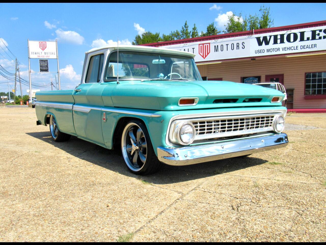 1963 Chevrolet C10 Base