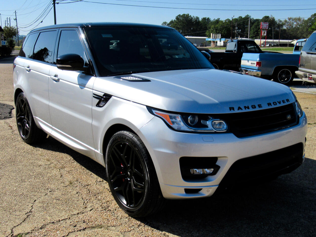 Land Rover Range Rover Sport 4WD 4dr Autobiography 2015