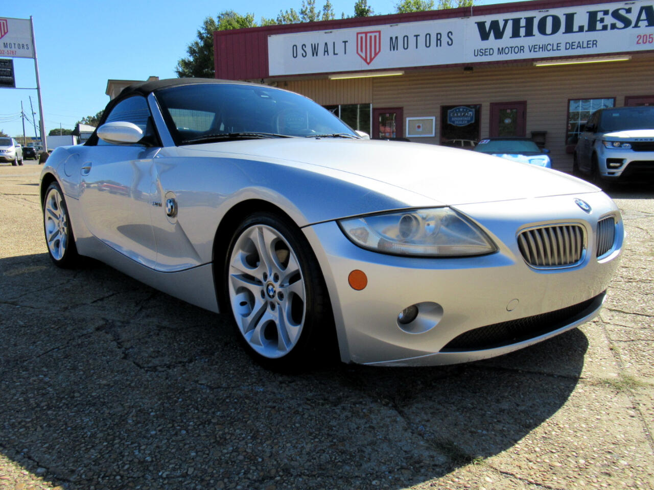 BMW Z4 2dr Roadster 3.0i 2005