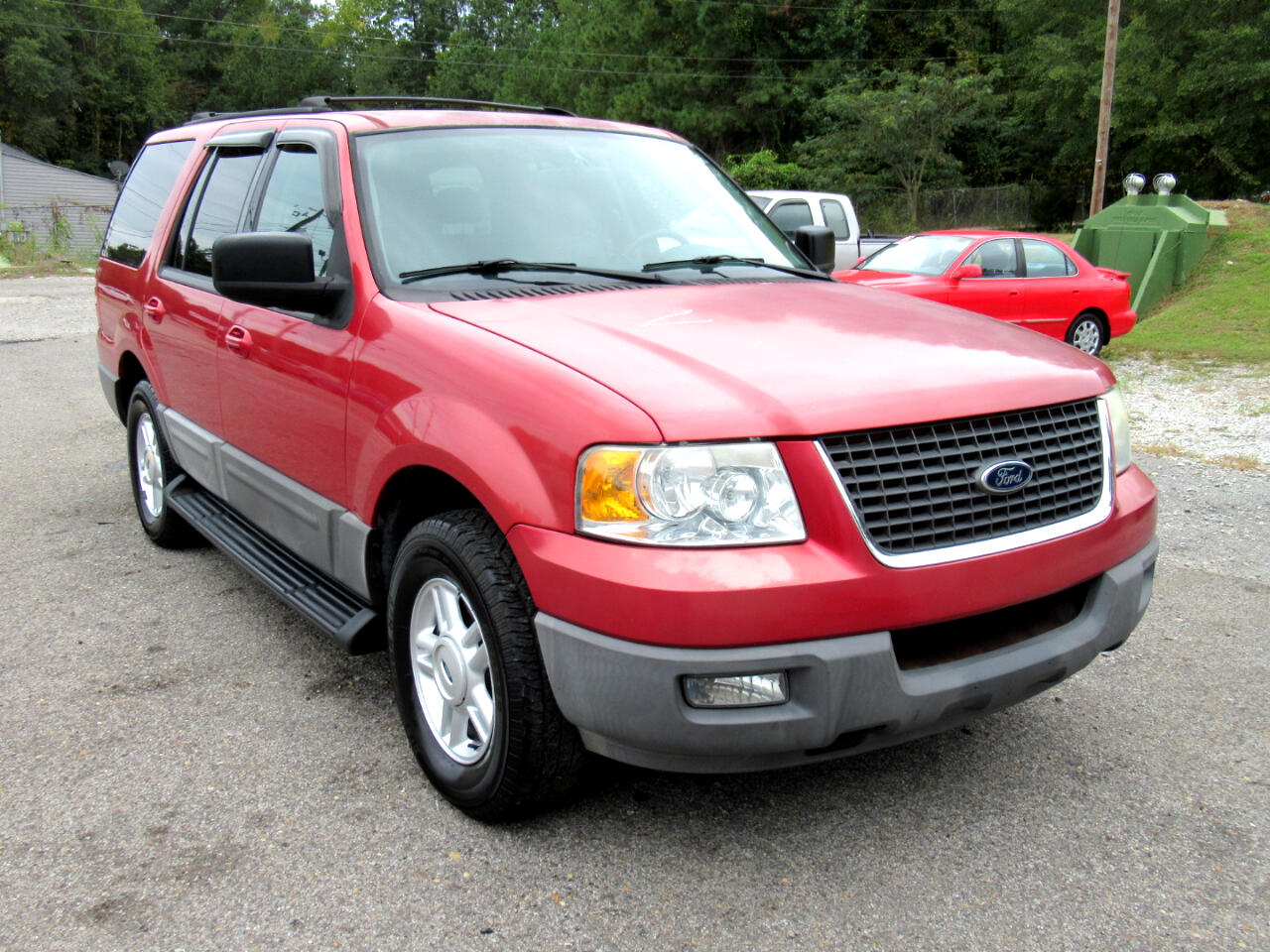 Ford Expedition 5.4L XLT Premium 2003
