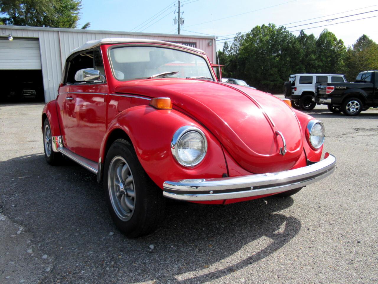 Volkswagen Beetle Convertible 1.8T Classic Auto 1971
