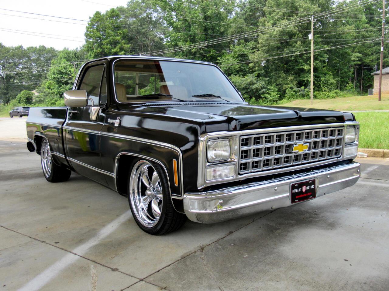 Chevrolet C10  1980