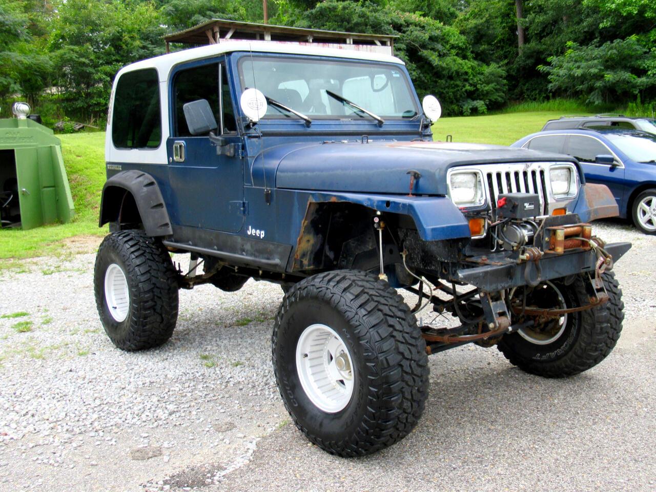 Jeep Wrangler 2dr Base 1990