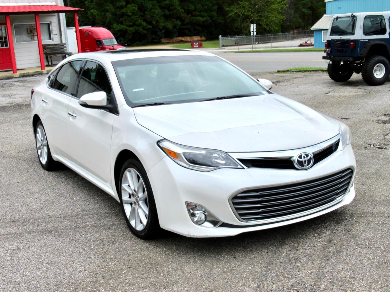 Toyota Avalon 4dr Sdn XLE Premium (Natl) 2013