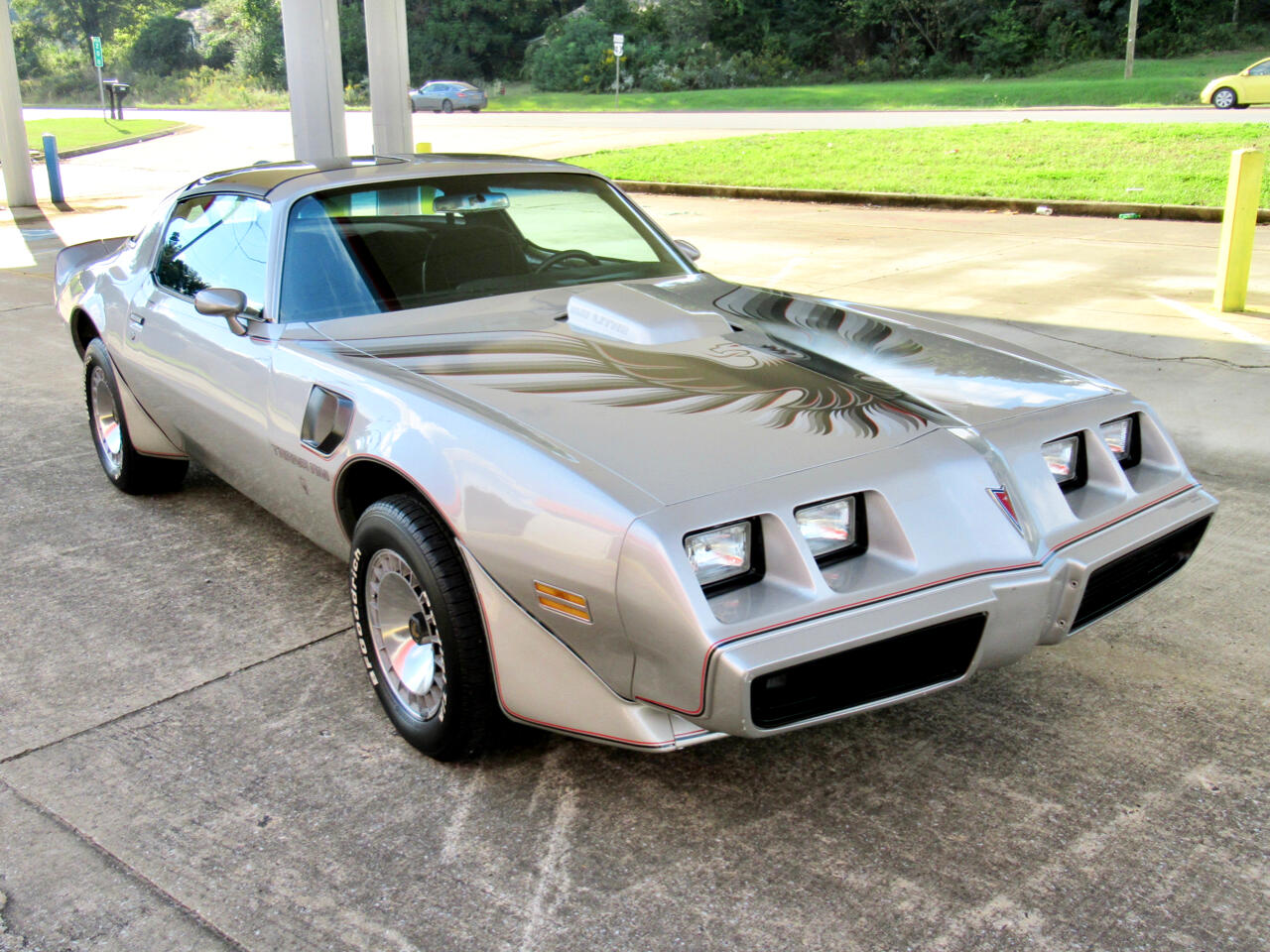 Pontiac Firebird 2dr Coupe Trans Am 1979