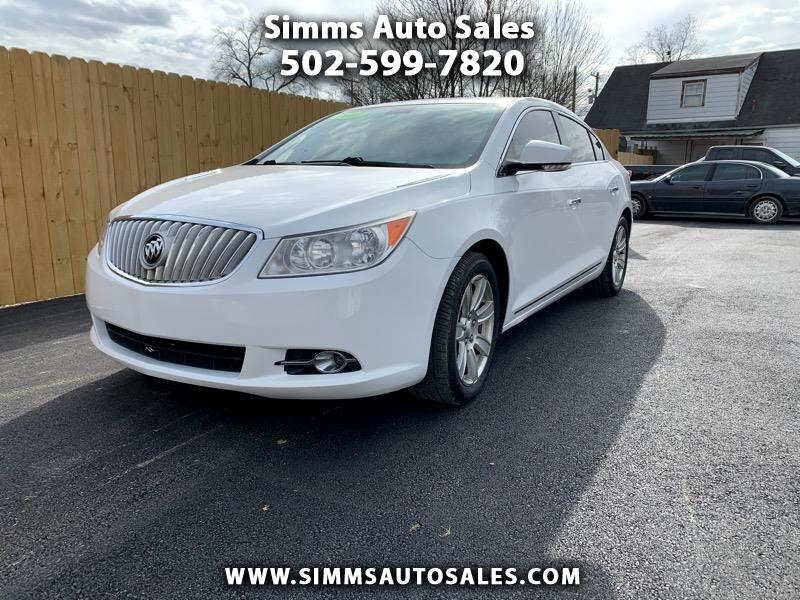 Buick LaCrosse Limited 2011