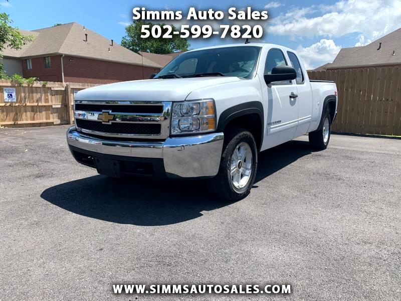 Chevrolet Silverado 1500 LT Ext. Cab Long Box 4WD 2012