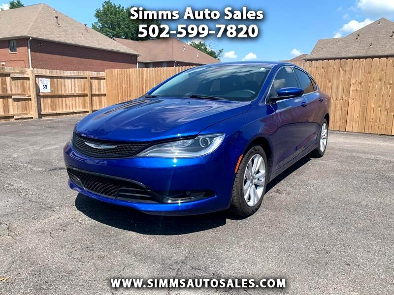 Chrysler 200 4dr Sdn Limited 2015