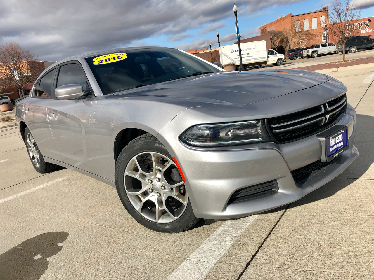 2015 Dodge Charger GT AWD