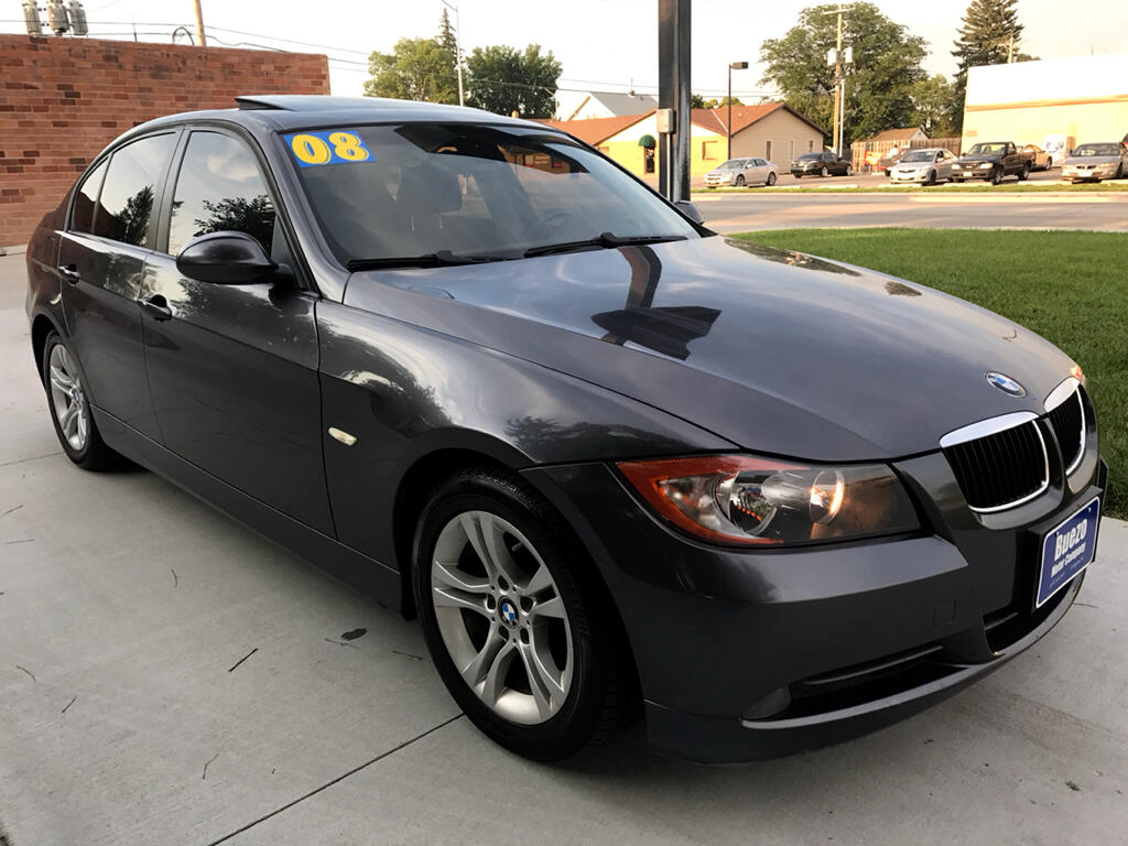 2008 BMW 3-Series 328i Sedan - SULEV