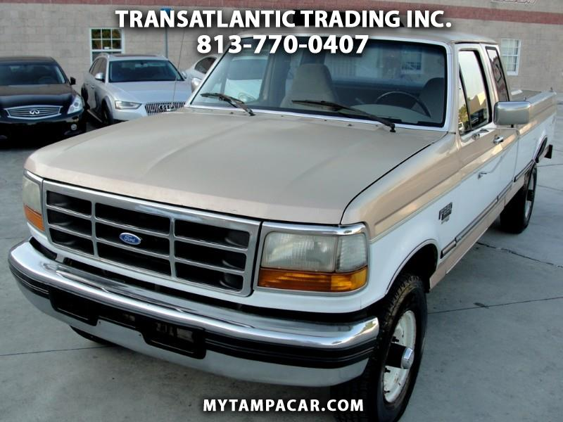 1997 Ford F-250 XL HD SuperCab Long Bed 4WD